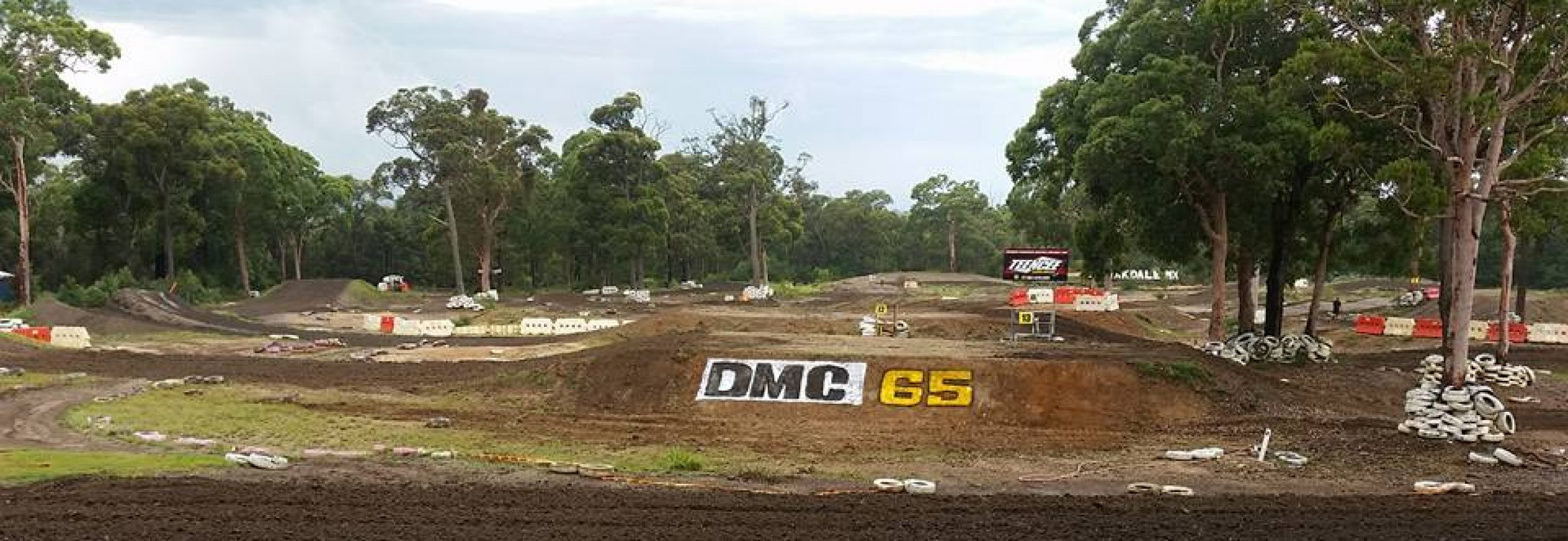 Oakdale Junior Motocross Club Track