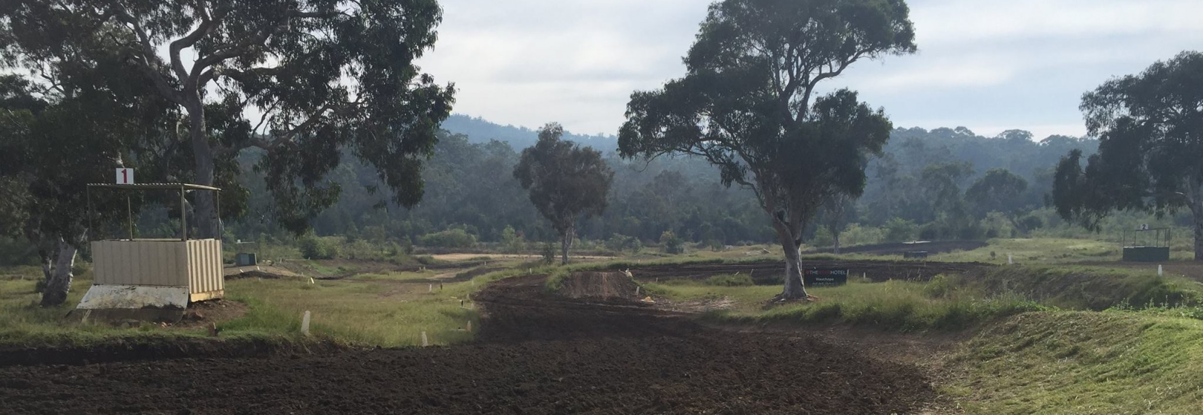 Hastings Valley Motorcycle Track