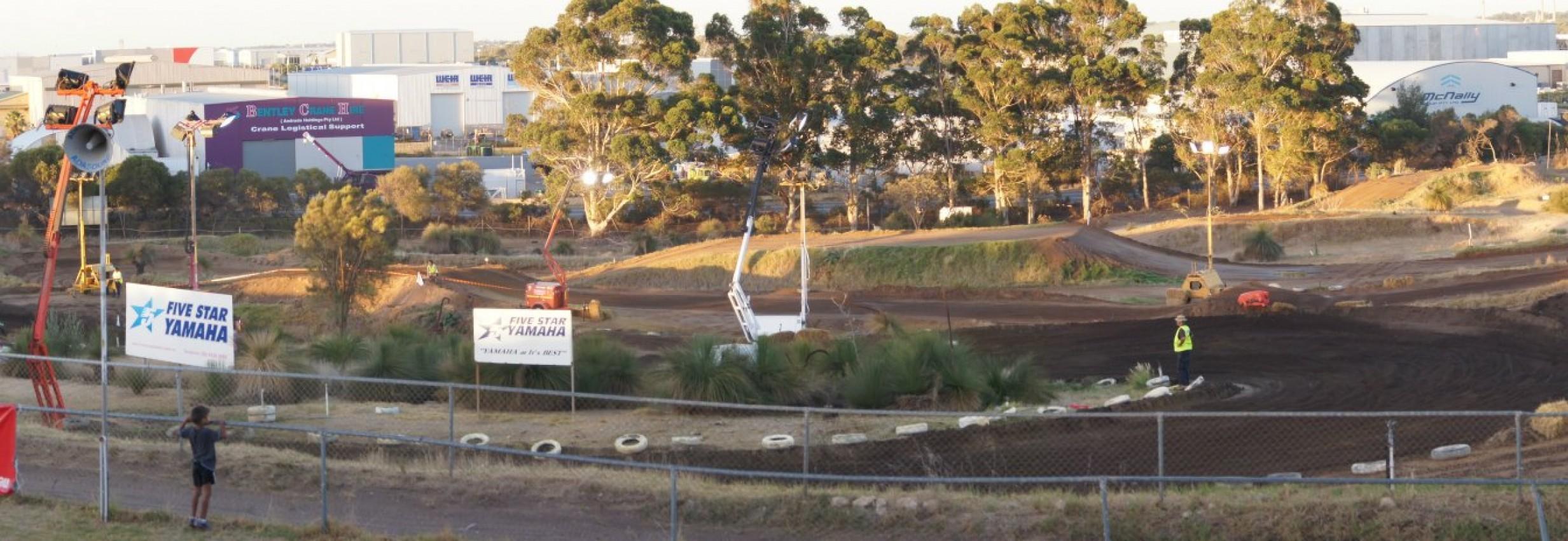 Coastal Park Motocross Track