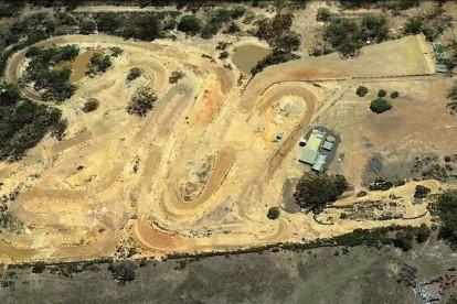 Castlemaine Motocross Track