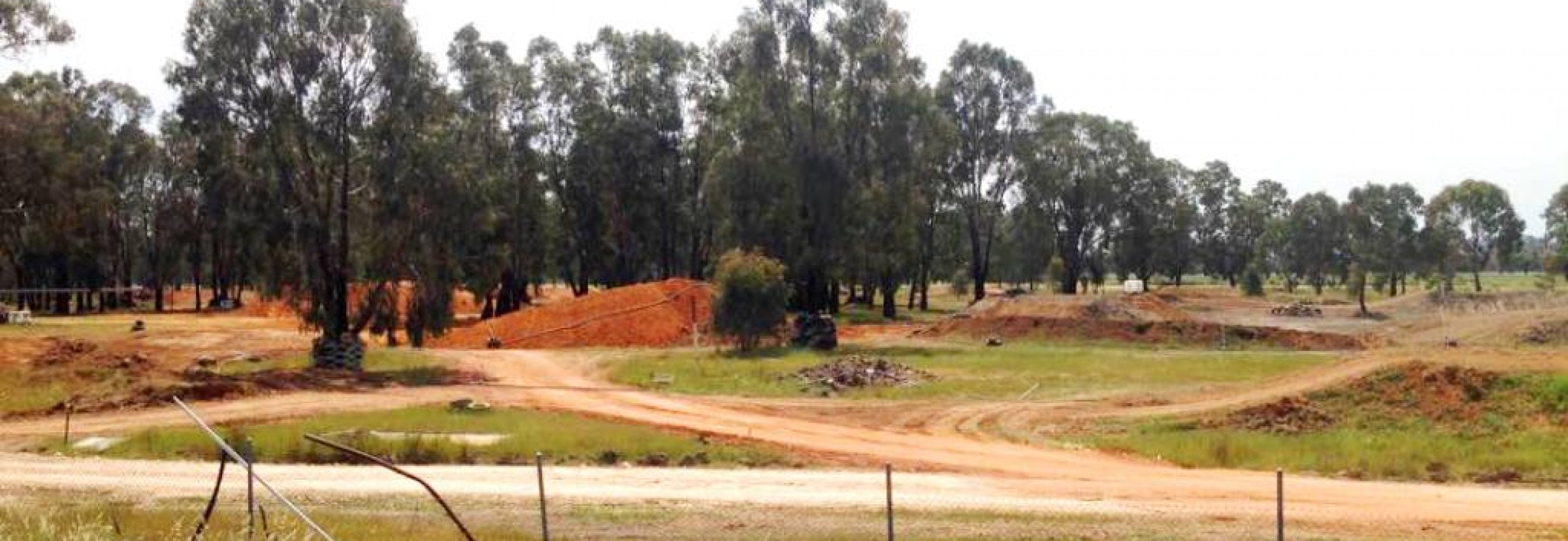 Jackson Strong's Motocross Complex