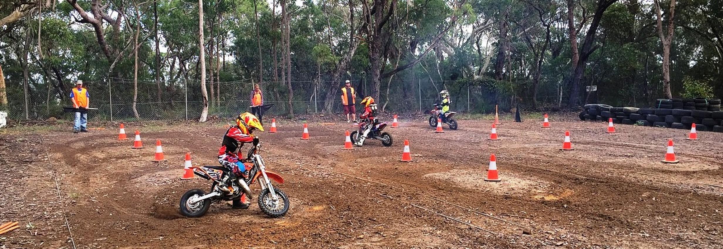 Ku-ring-gai Mini Wheels Training Club