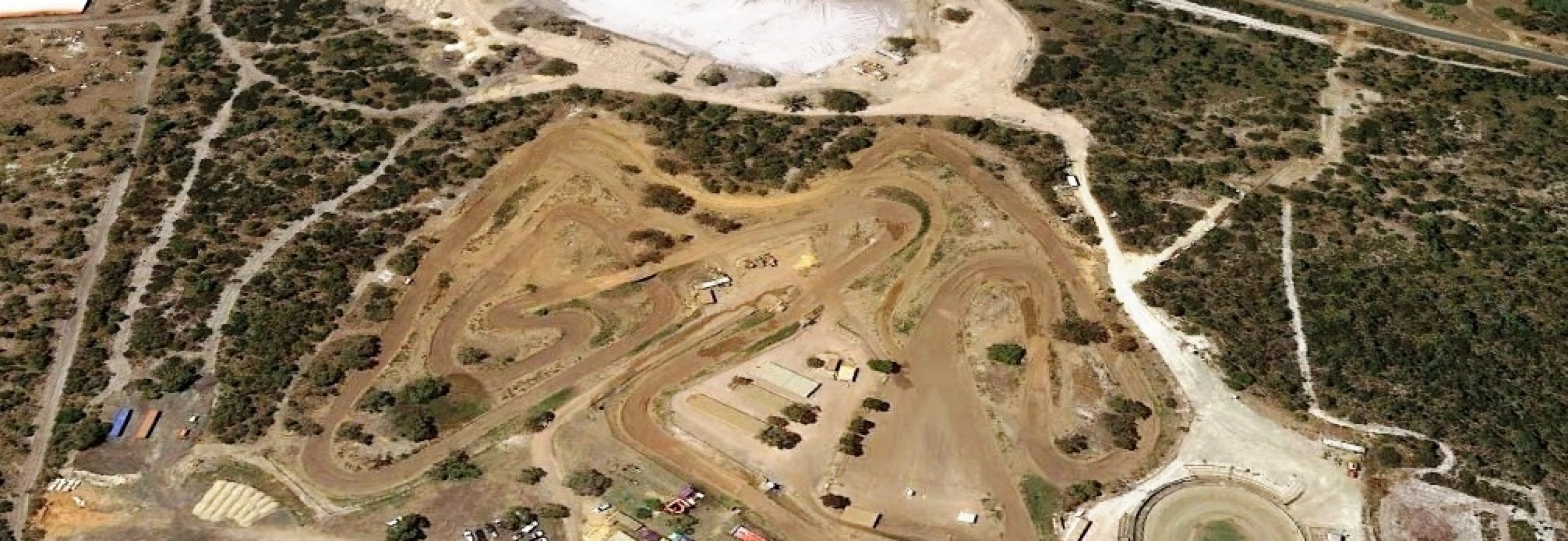 The Pinjar Park MX Circuit