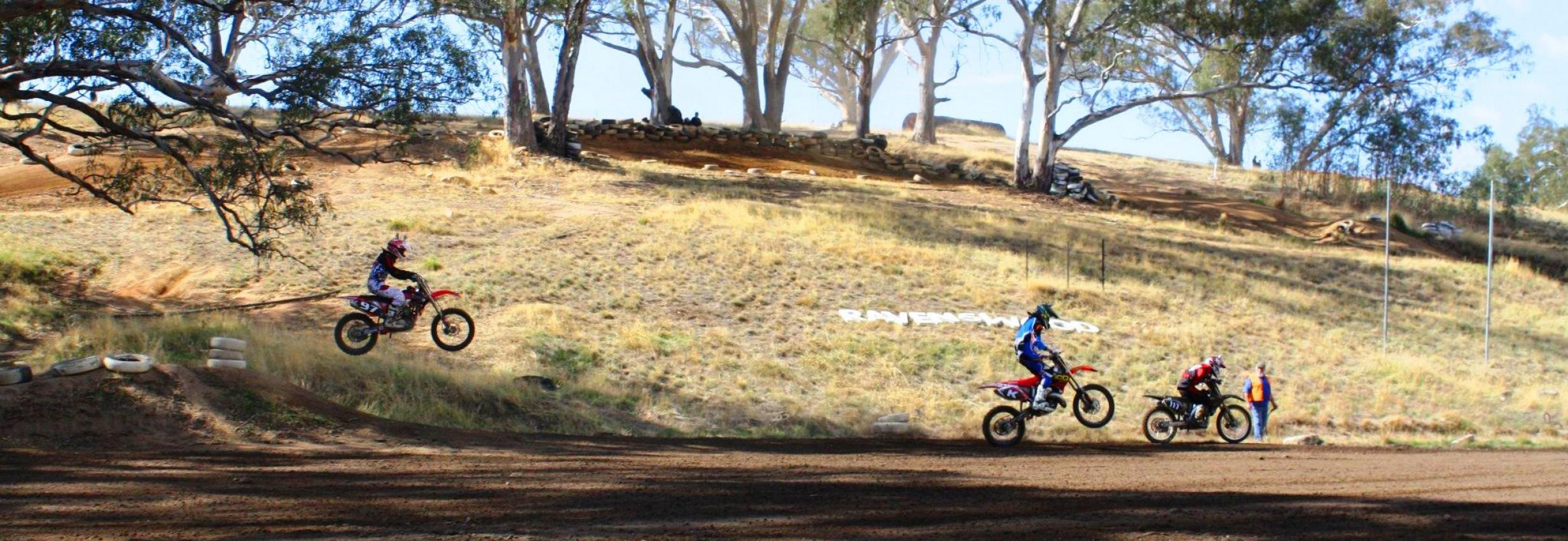 Ravenswood Motocross Track – Bendigo Motorcycle Club