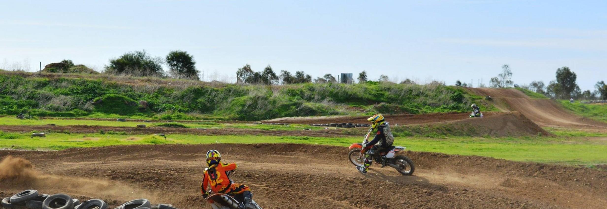 Gillman MX Track – Motocross Riders Association