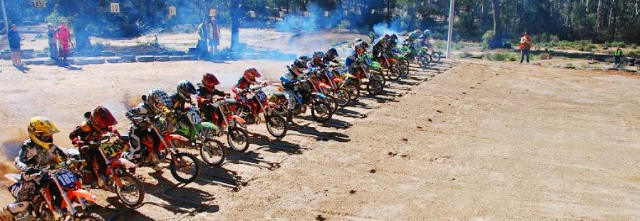 Clarence MX Track – Lower Mountains Motor Cycle Club