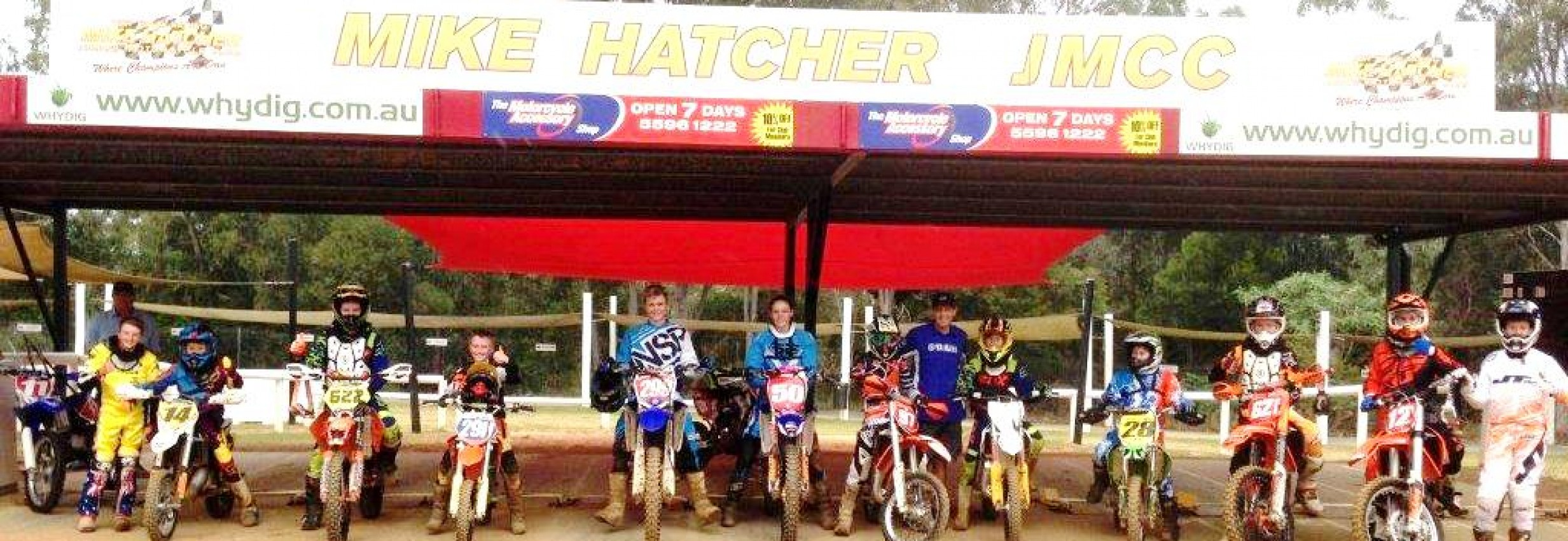Mike Hatcher Junior Motorcycle Club