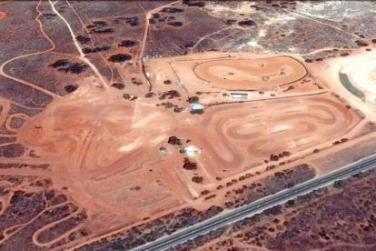 Renmark Motocross Track – Riverland Junior Motorcycle Club