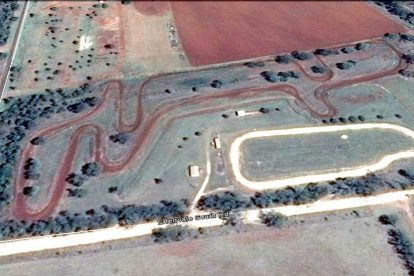 Kingaroy MX Track