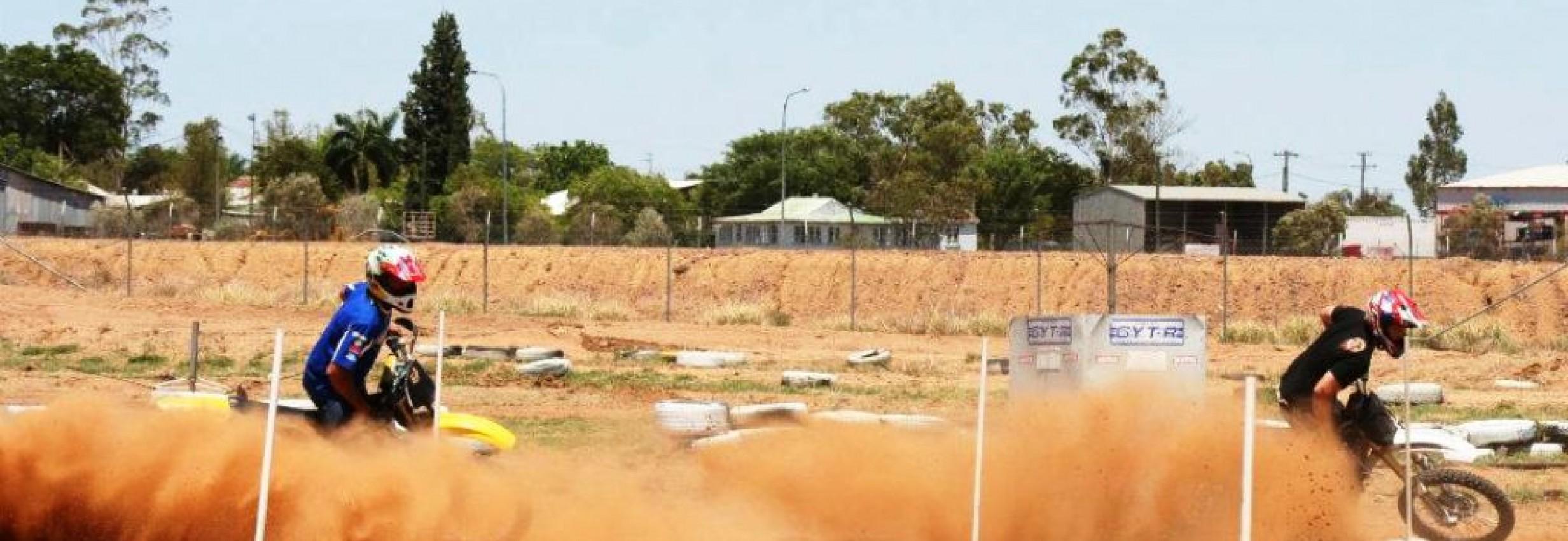 Longreach Motocross Track