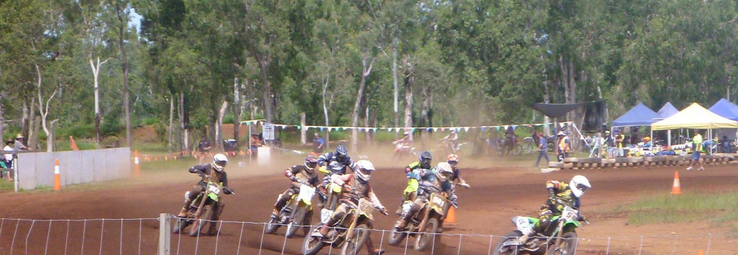 Drays Park – Whitsunday Dirt Riders Club