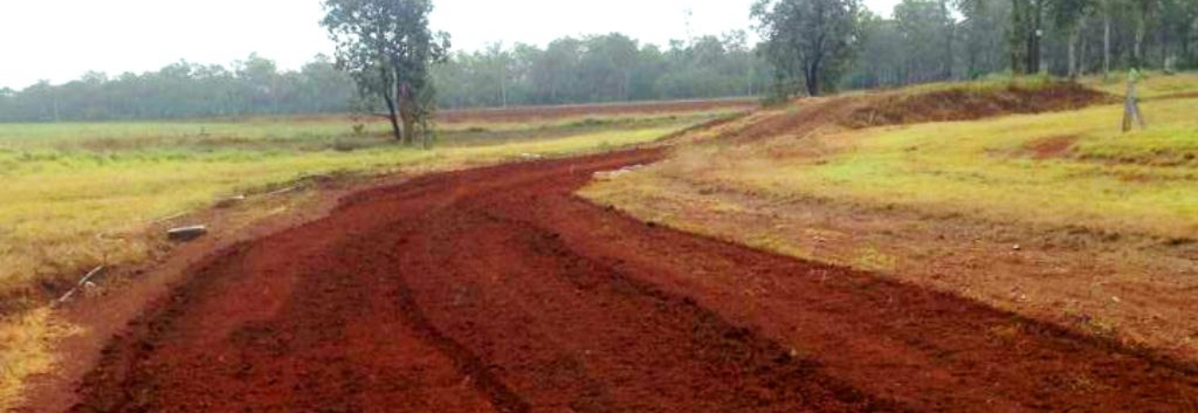 Kingaroy MX Track