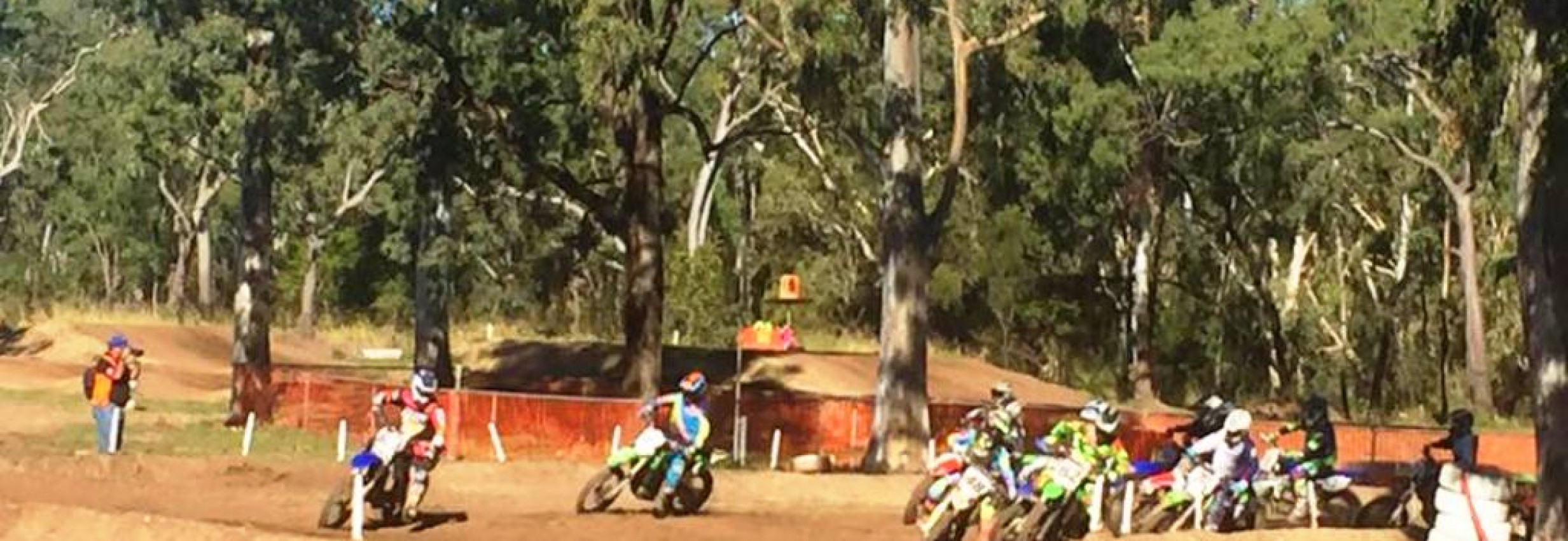 Six Mile Reserve – Rockhampton and District Motocross Club