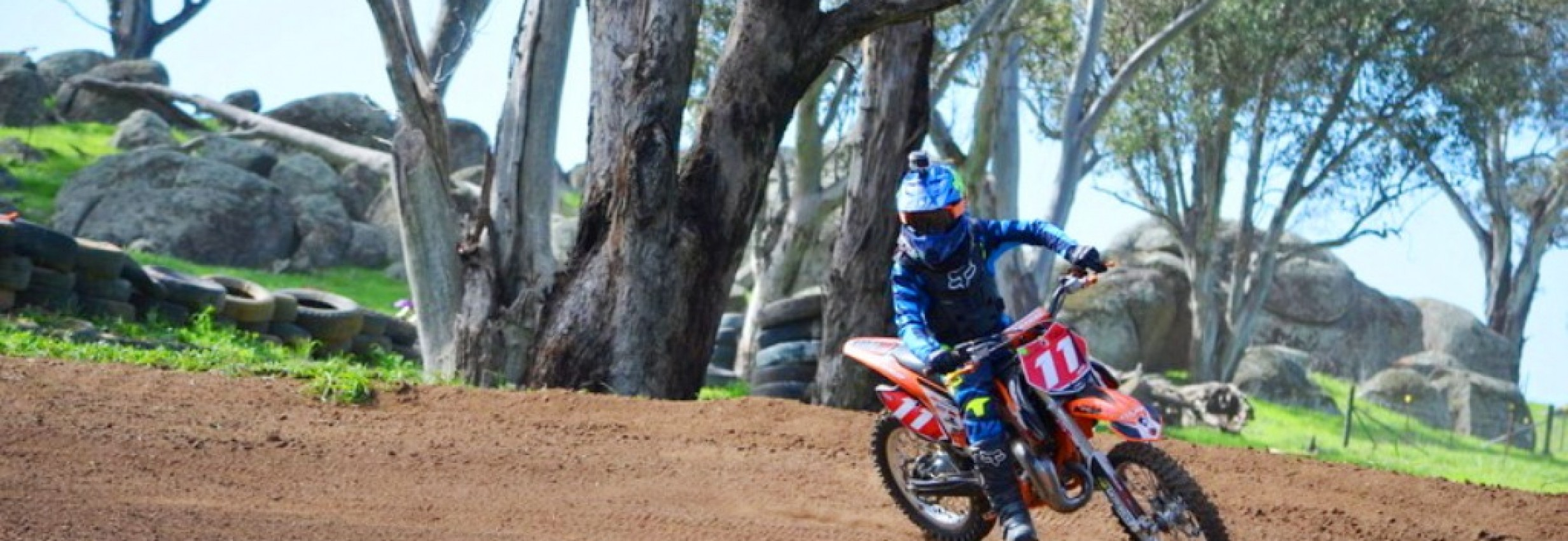 Bunyarra Motocross – Young Motorcycle Club