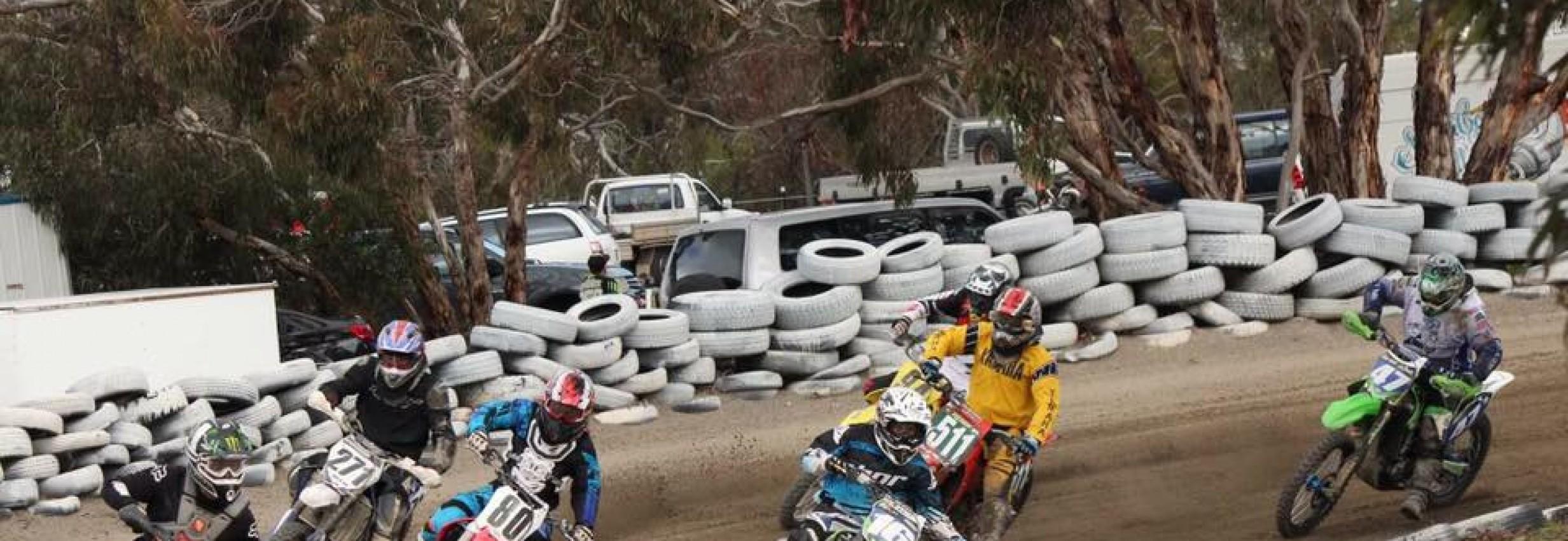 Day Road Dirt Track – Mud n Tars Motorcycle Club